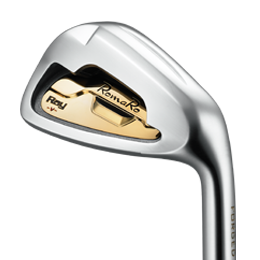 Ray-V Gold(9Iron)